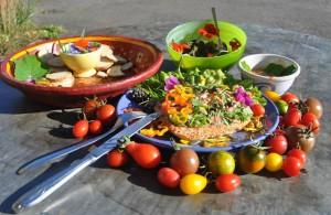 Wouha ! Un atelier-cuisine & dégustation bio à vivre aux cotés d'Anne Martin @ Ferme Bio du Petit Sart   Grez-Doiceau   Région wallonne   Belgique